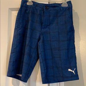 Boys Puma board shorts